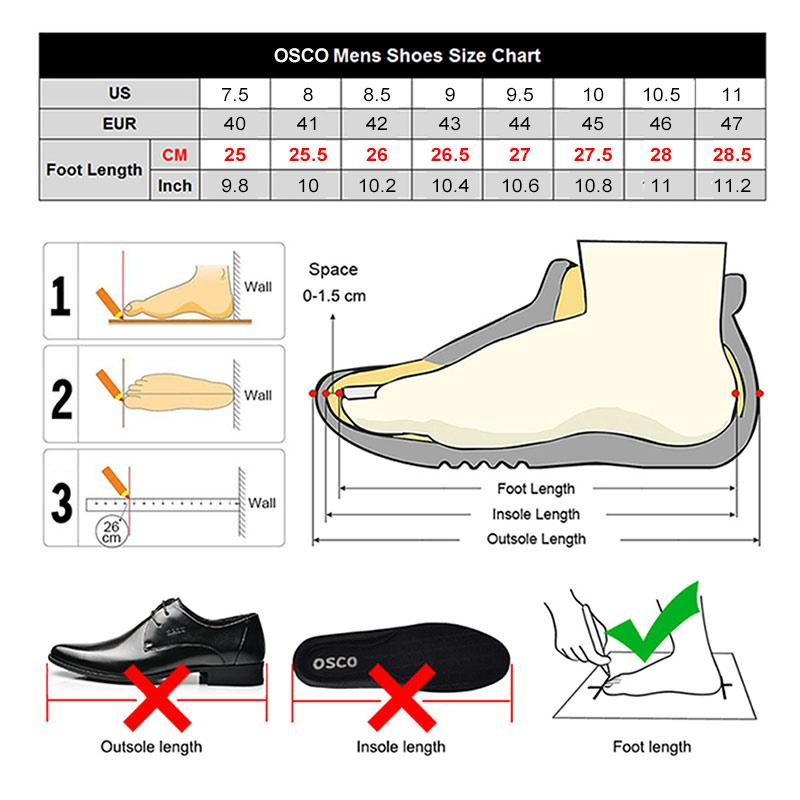 OSCO Summer Fashion Formal Men Shoes Punch Lace Breathable Hollow Business Dress Shoes Genuine Leather Casual Sandals Oxfords Clogs For Women Shoe