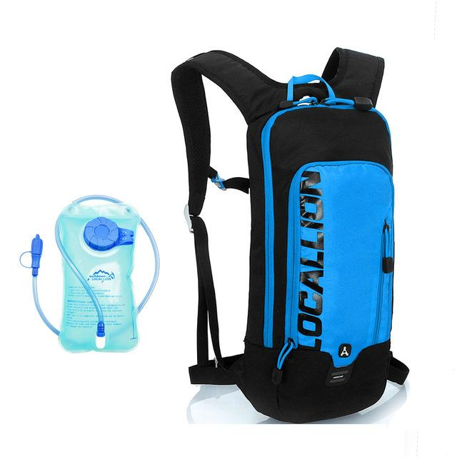 Outdoor Local Lion Climbing Hiking Backpack MTB Bicycle Riding Bag Bike Ski Backpack 6L Outdoor Sport Running Cycling Water Bag T190922