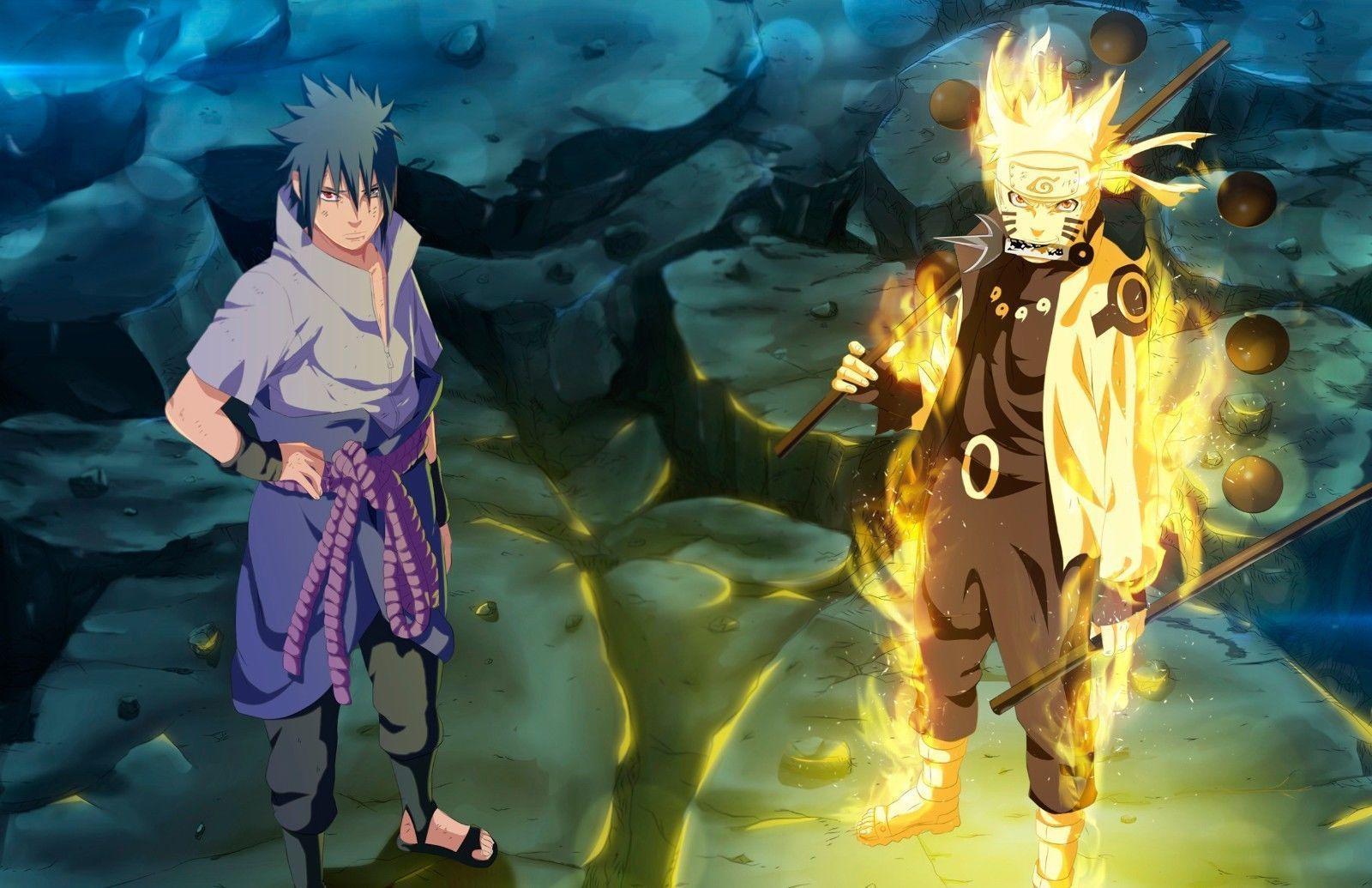 Großhandel Naruto Sasuke Art Silk Poster 24x36inch 60x90 Cm Von Chuy8988,  9,63 € Auf De.Dhgate.Com