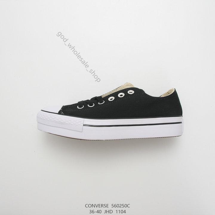 Converse Chuck 1970 negros de los zapatos corrientes de la plataforma Hola Taylor 1970S lienzo Hombres Mujeres Zapatos Moda zapatillas de lona Zapatos Casual Blanco