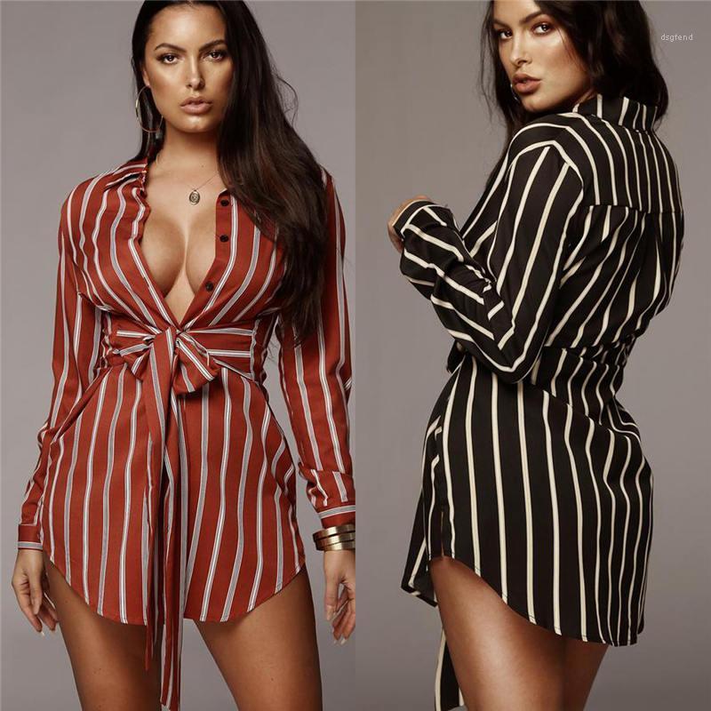 Larga Blusas mezcla elegante de las mujeres con cuello en V blusa del algodón del otoño del resorte tela escocesa del verano Impreso otoño camisas de manga larga Tops