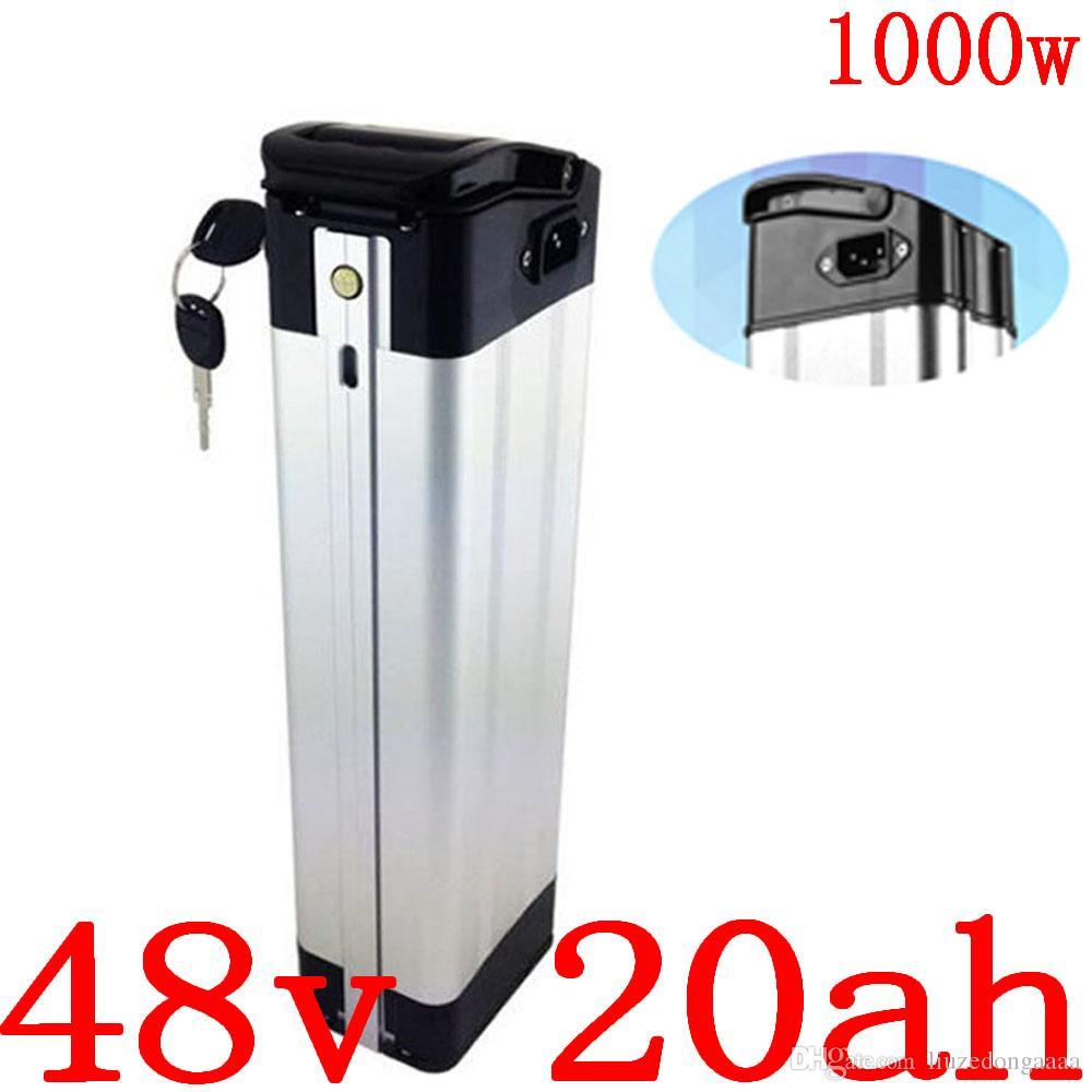 48В литиевая батарея 1000W батарея 48V 20AH 48V 10AH 12AH 13AH 15AH 17AH 18AH 20AH 21AH электрический велосипед батареи беспошлинно