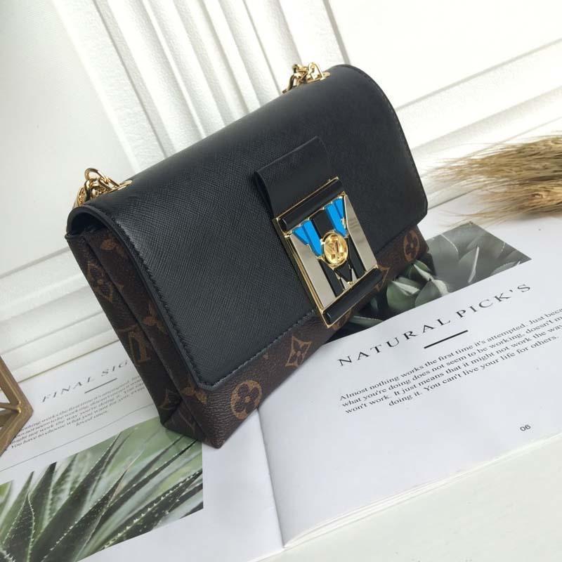 2020 heiße Art und Weise Frauen Handtaschenentwerfer Luxuxhandtasche hochwertige klassische begrenzte Schultertasche Einkaufstasche Geldbörse N singen: L44916