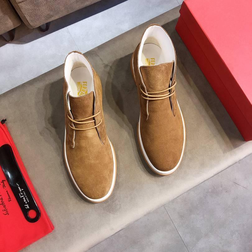 Hombres primavera y el otoño del nuevo cordón de la manera cómoda casual hasta los zapatos planos individuales únicos 1106X03
