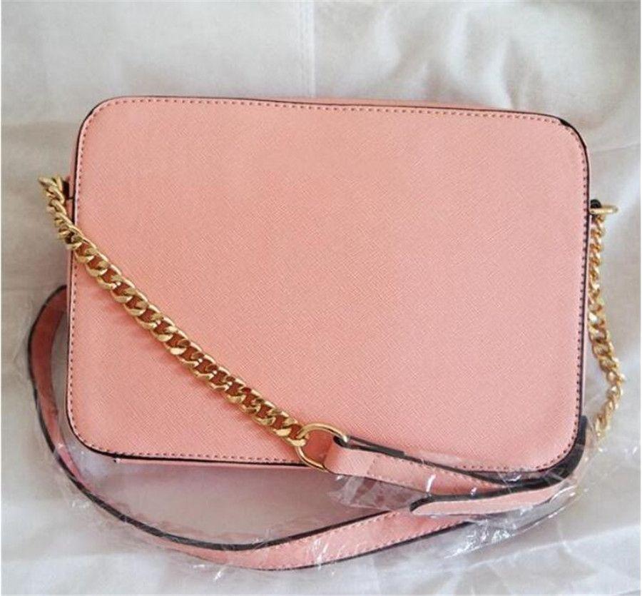 Herald Mode Ledertasche für Frauen Luxus-Handtaschen Neue Designer Big Tote Bag Kette weibliche Umhängetasche Set Bolsa Feminina L25 # 810