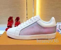 New Shoes Casual Shoes cerf LUY Skateboard hommes femmes sport bottes plates en cuir chaussures de sport Chaussures de sport flash