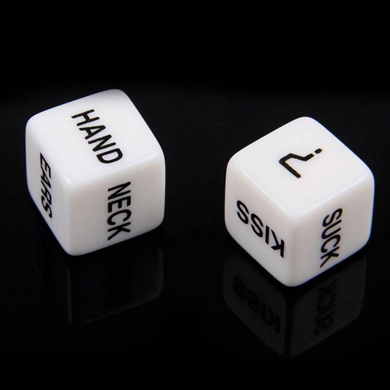 النرد المثيرة لعبة لعبة للحزب البكالوريوس المرح الكبار زوجين لعبة الجنس مضحك