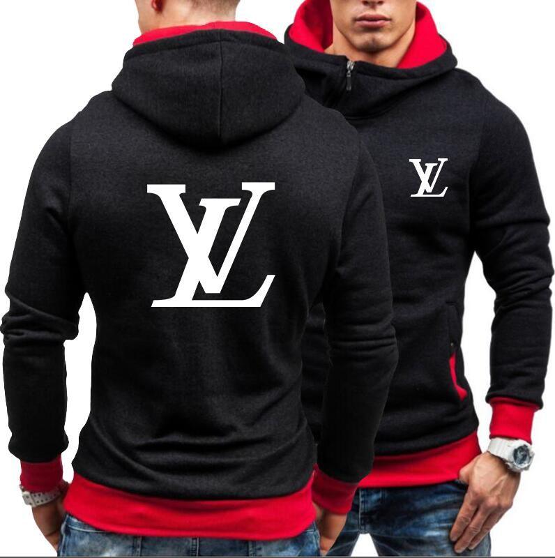 Fashion Hoodies Männer und Frauen Hoodies Herbst Langarm-Pullover beiläufige Oberseiten der Männer Pullover Größe S-3XL 8 Farbe G031