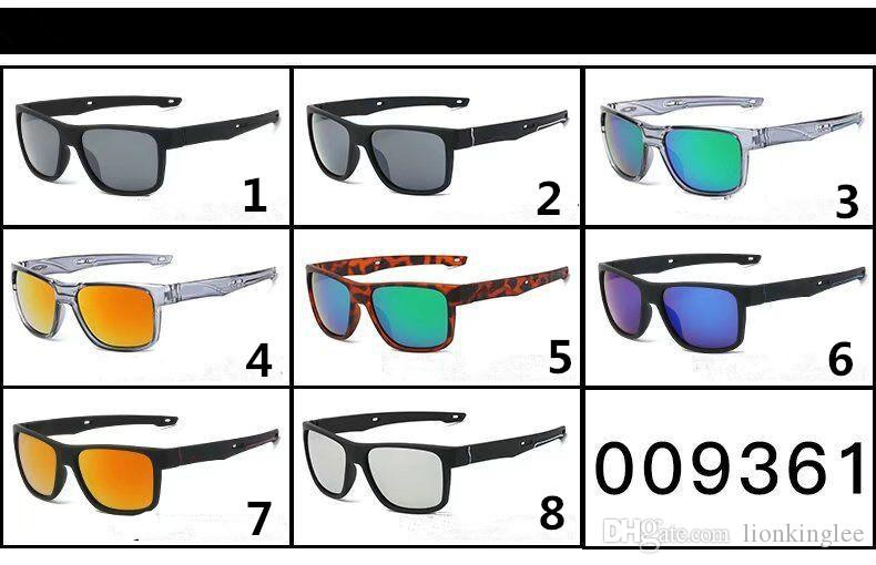 Summer New Brand 0 Only SUN Glasses 8colors Men Bicycle Glass NICE Sports Outdoor Sunglasses Dazzle Colour Glasses 9361