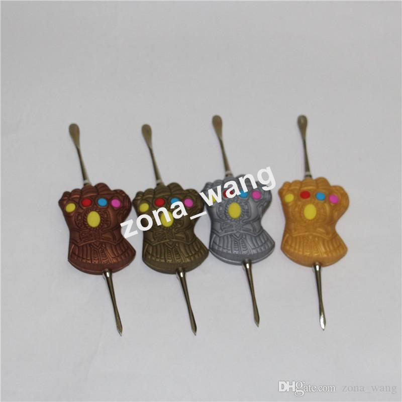 أداة الشمع Dabber أداة Carb Cap و الشمع Dab Stick Carving للأظافر E Dab Nail and Quartz Nails