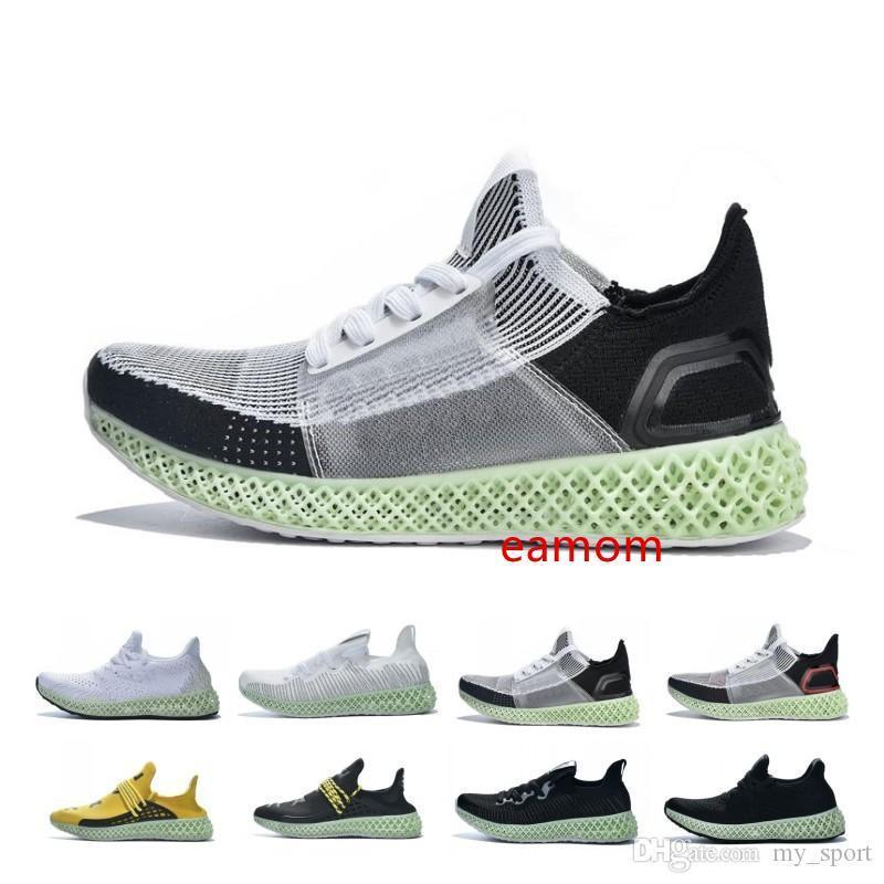 Vente en gros Arsham Futurecraft 4d 4D Hommes Chaussures de course Mode de luxe de femmes chaussures de jogging marche Formateurs Big Pointure