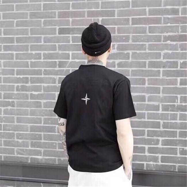 2020 Mode De Luxe Vêtements Somptueux T-shirts Homme Femme Homme Femme Vêtements T-shirt Retour petite île Taille M-XXL 6.9