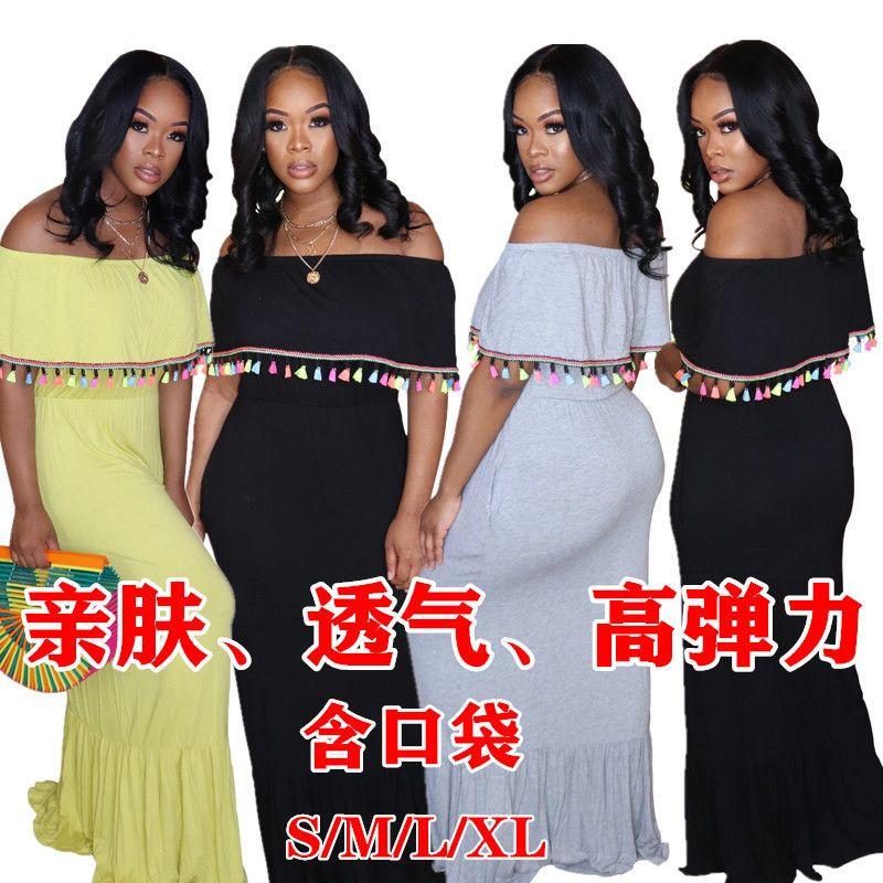 Kadınların iyi satmak yeni listeleme sıcak Satış sıcak cazibesi modern tarzda yakışıklı 1FX2 koştu elbise için tasarımcı kadın modası Elbise elbise