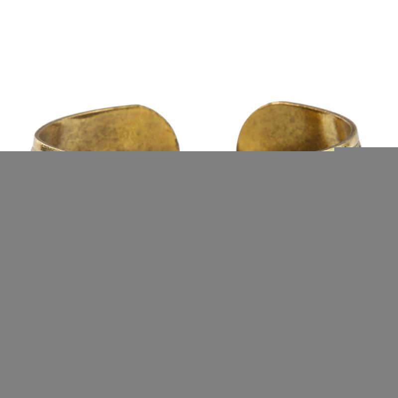 Boemia zingaresca annata tibetana del bronzo metallo Carving Fiore Elephant braccialetti del polsino dei braccialetti per i monili regalo delle donne