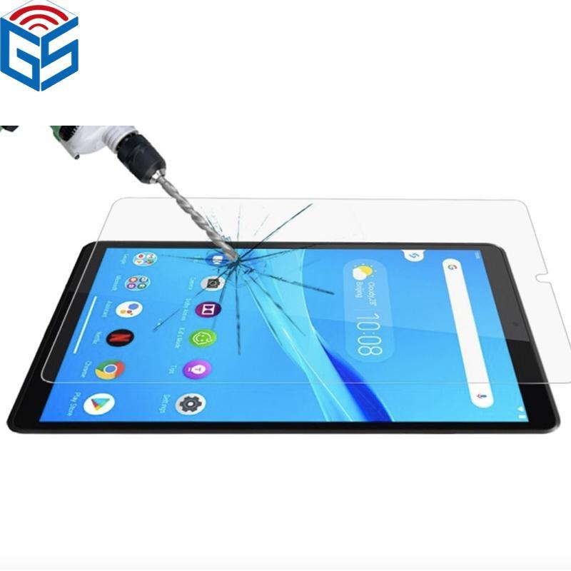 Lenovo Tab M7 M8 E7 P10 M10 E10 D330 0.3mm 2.0D Tablet temperli cam Ekran Koruyucu için