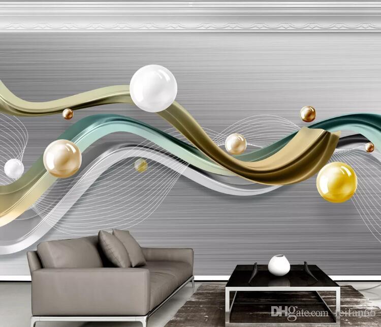 3d duvar kapsayan Duvar kağıdı oturma odası Yatak Odası kapsayan modern minimalist 3d tv arka plan duvar kağıdı 3d video duvarı