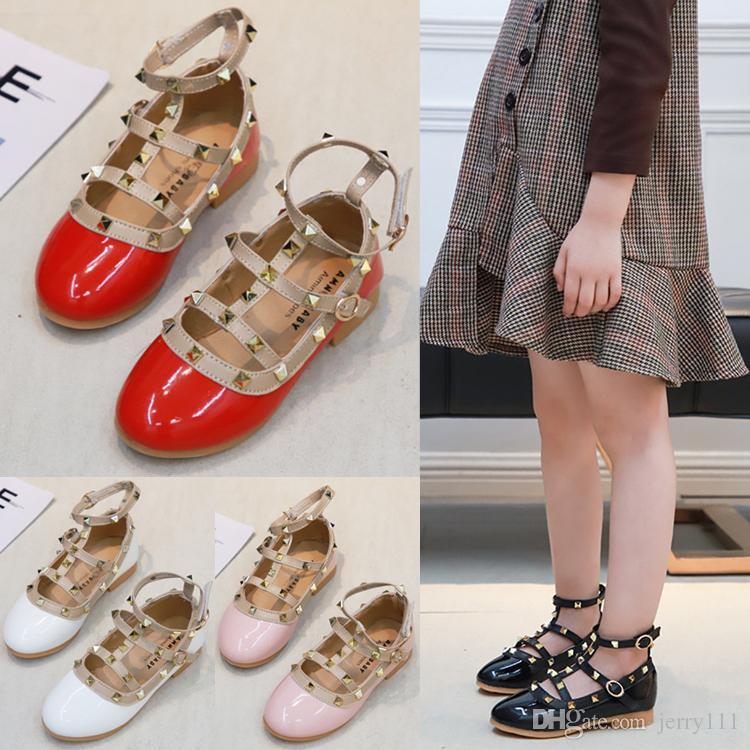 Hot Sale Girls Princess Shoes Kids