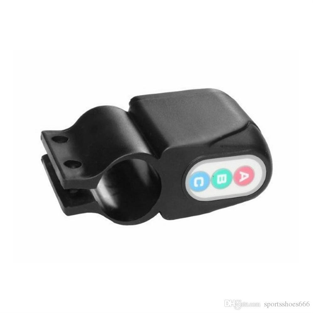 MTB Bicycle Bike Alarm Anti Theft 4 Password Lock Loud Sound Security UK Stock