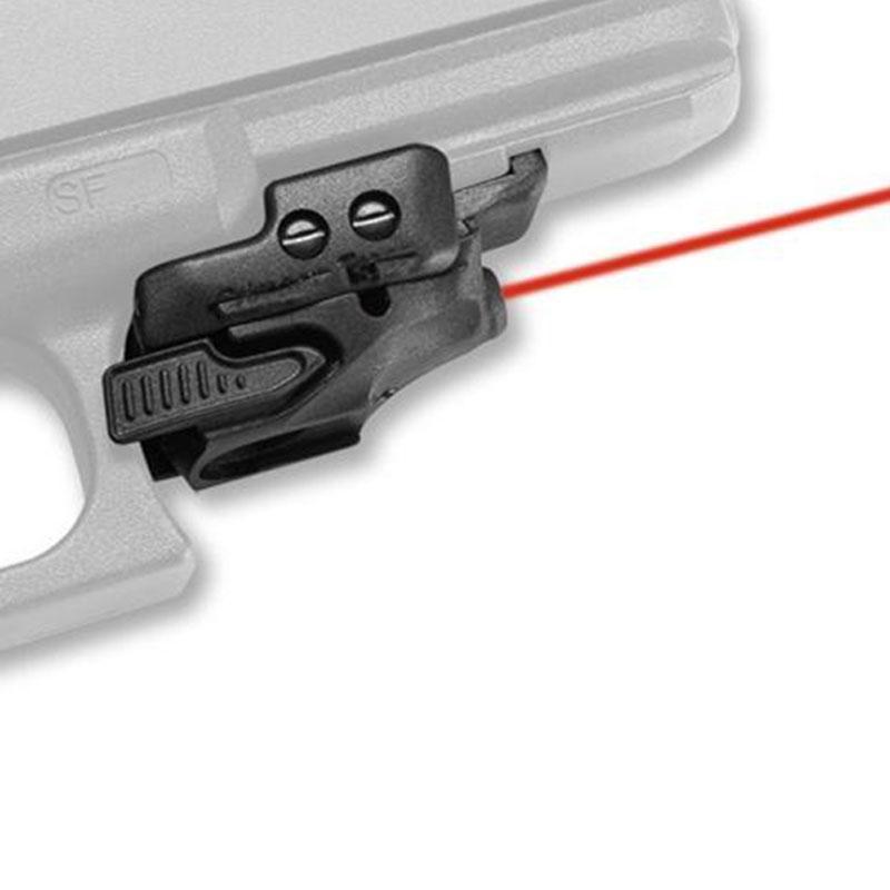 전술 5mW까지 미니 권총 레드 레이저 시력 사냥 레드 닷 레이저 포인터 마운트의 20mm 레일
