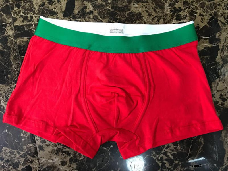 Lacoste Men 악어 속옷 남성 디자이너 속옷 팬티 고급 프랑스 브랜드 남자 conton 패션 남성의 권투 선수 6 색 U1WXKMW0QS