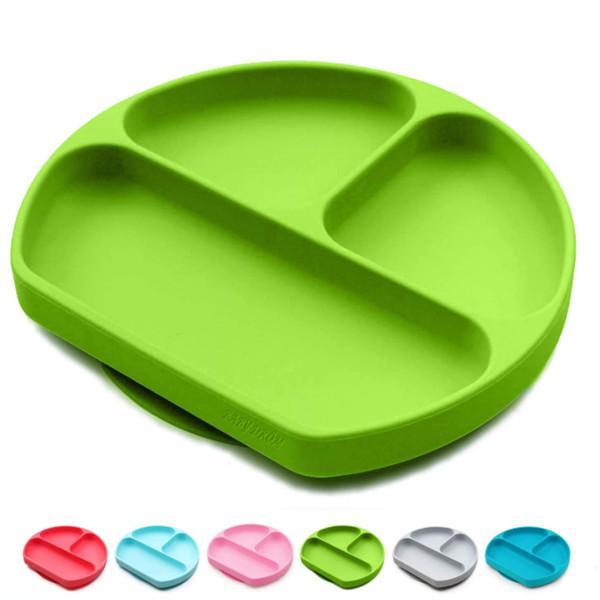 Детские DROM всасывающие Планшеты для младенцев, детей ясельного возраста, силиконовые Placemats для детей, которые прилипают к СТУЛЬЧИК Лотки и стол Детские блюда Дети Plat