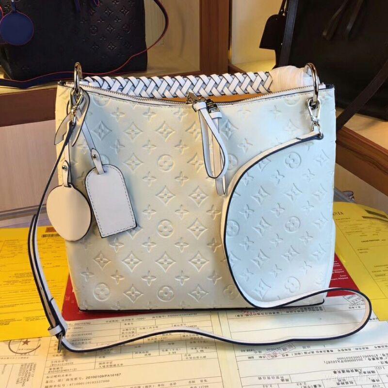 Vintage-Handtaschen Frauen Handtaschen Weibliche beiläufige Umhängetaschen für Frauen Girl Fashion Canvas High Capacity Einfache ausgezeichnete Qualität Typ5