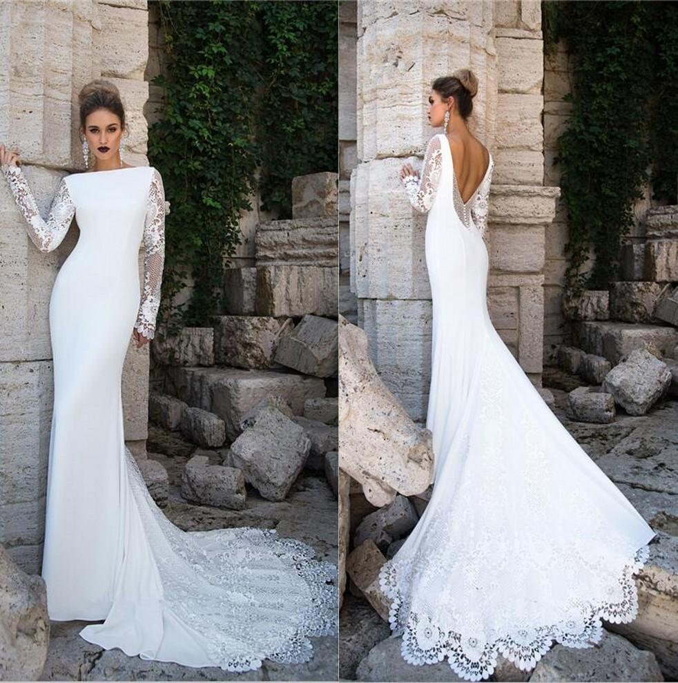 2020 Wedding Dresses for Older Brides
