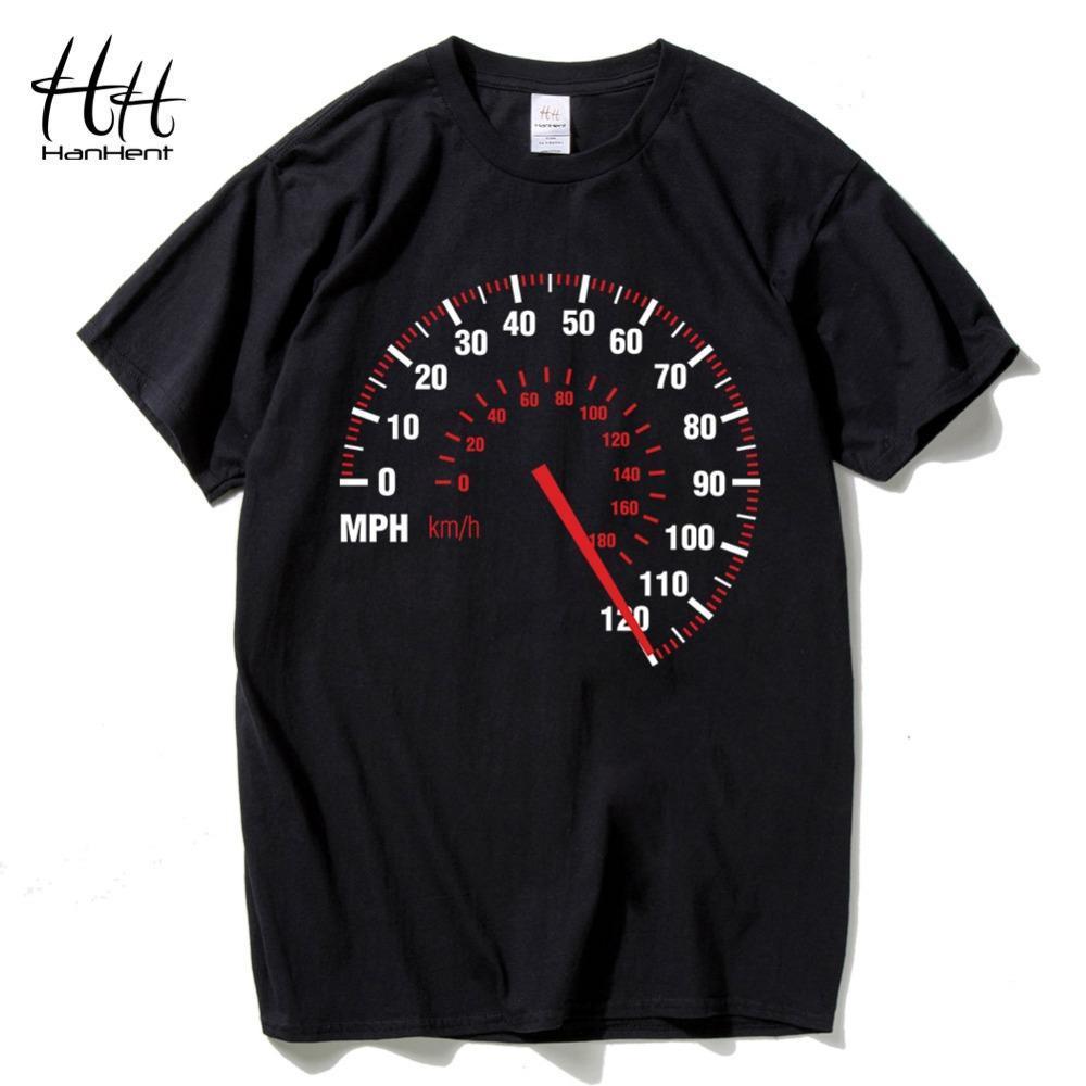 Velocidade O-Neck Moda T Shirt Men Cotton Car Verão T -shirt Preto Creative Design cobre T aptidão roupas de marca tendência