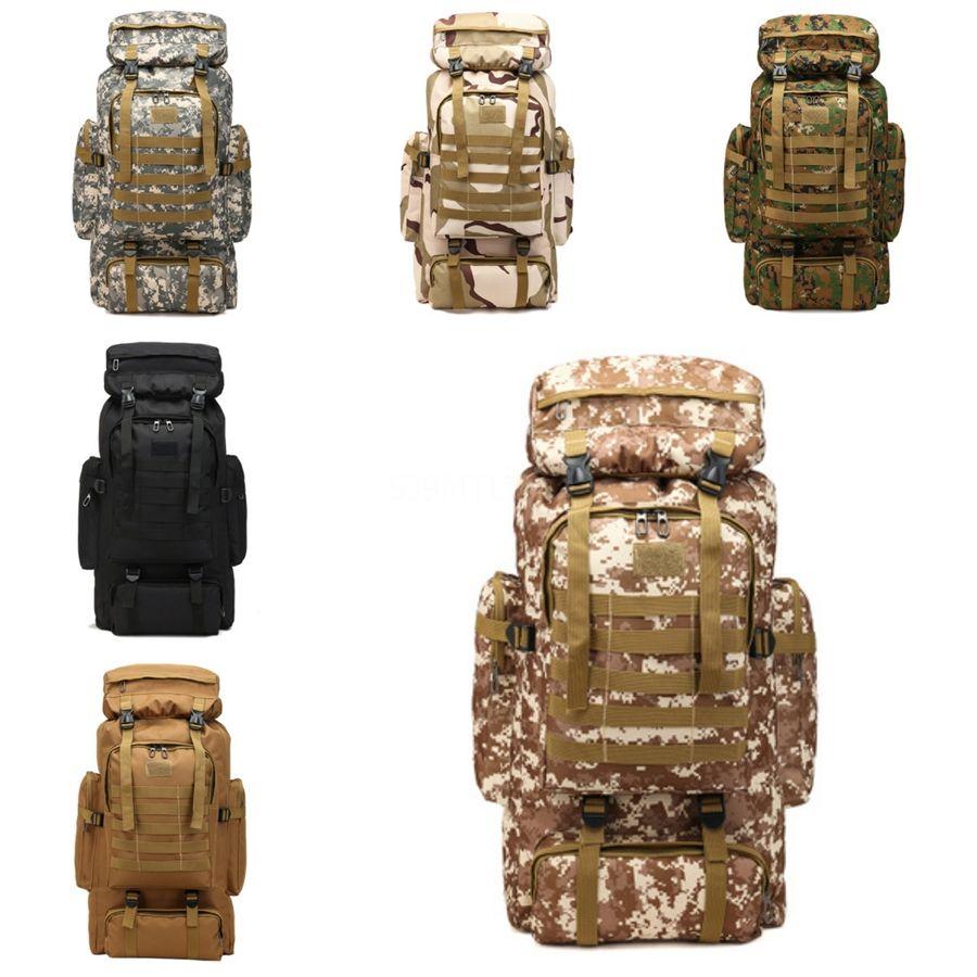 Fireclub Multifunction Caminhadas Camping Camouflage tático mochila grande capacidade portátil Bag Outdoor # 30426