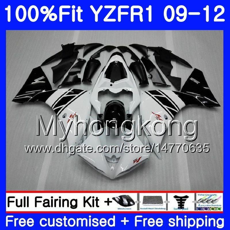 YAMAHA YZF 1000 R 1 YZF-1000 YZFR1 09 10 11 12 241HM.24 YZF R1 YZF1000 YZF-R1 2009 2010 2011 2012 공정 키트