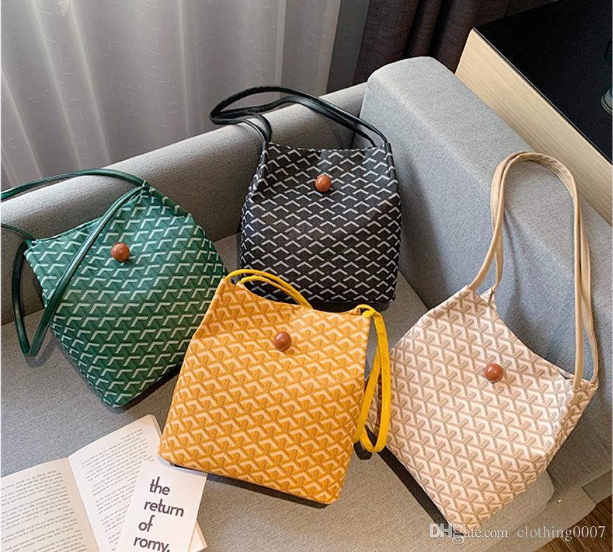 Borsa Del Progettista Delle Donne Delle Grandi Donne Pu Borse In Pelle Semplice Moda Nuova Qualità Tote Bag Sacchetti di Spalla