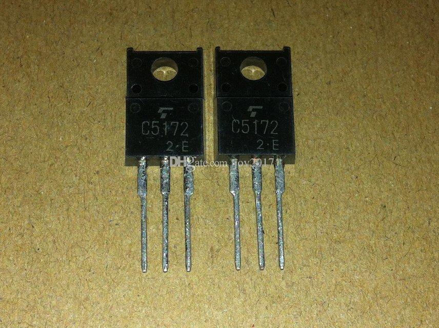 Freies verschiffen C5172 2SC5172 TO220 original und neue 10 TEILE / LOS