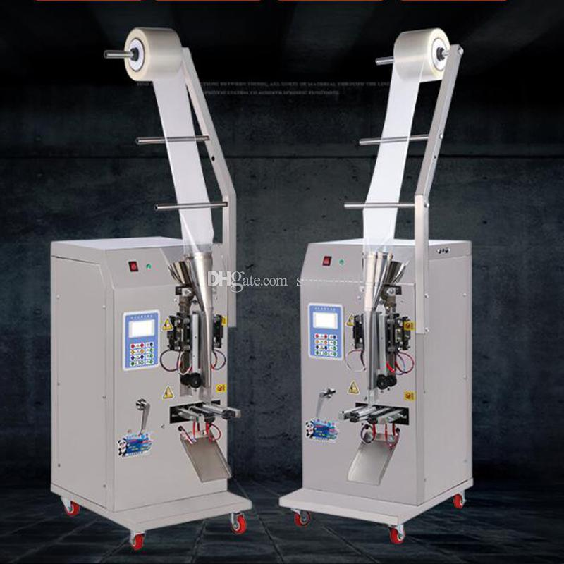 Liquid packaging machine for vinegar soy sauce pure water wine olive oil self-priming liquid packaging machine