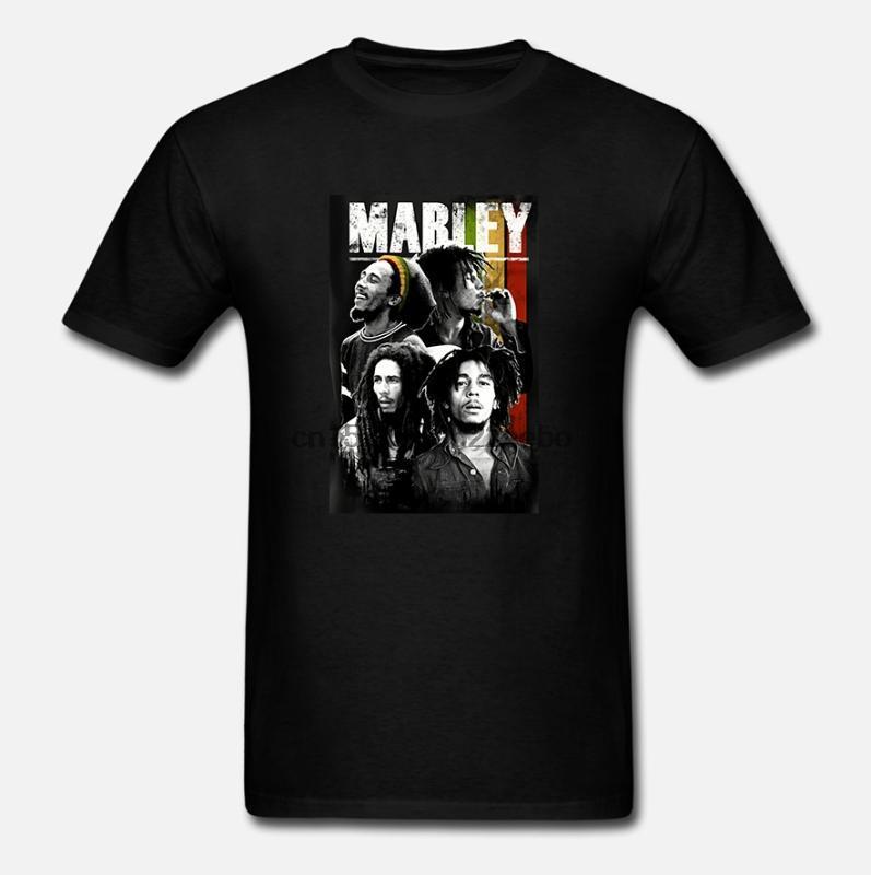 Bob Marley Collage camiseta S M L Xl 2Xl nueva camiseta oficial