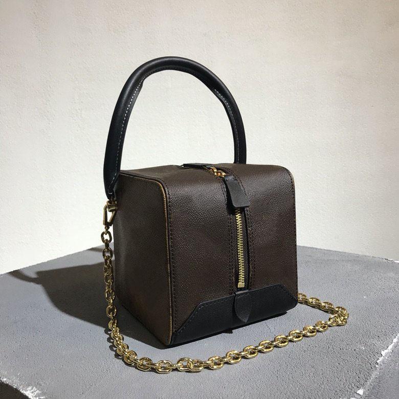 bolsa cruzada cuerpo 2020 ventas calientes de la manera bolsos de diseño de bolsa de hombro de lujo de la marca piel de becerro del monograma de cuero de la lona envío libre