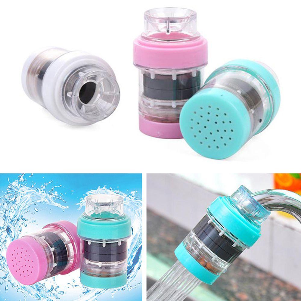 Ev Mutfak Musluk Dokunun Su filtresi Temiz Arıtma Filtresi Filtrasyon Kartuşu Tıbbi Taş Su Arıtma Dokunun Su Filtresi Banyo