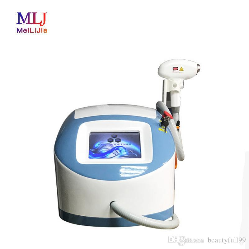 Newest Portable 808nm diode laser machine for hair removal & skin rejuvenation