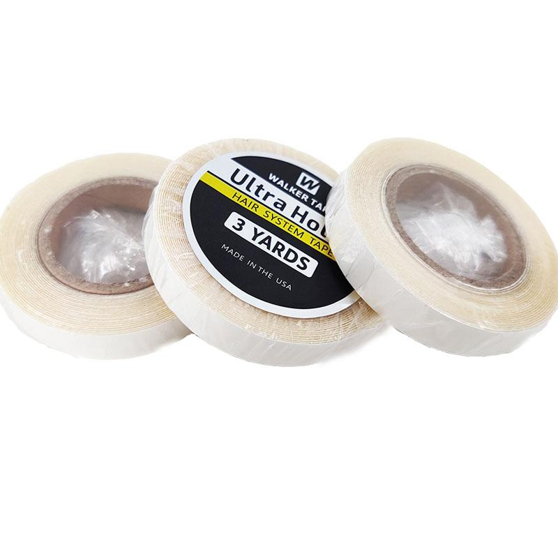 Hair Extensions & Wigs 3 yards Ultra Hold Double side Adhesive for lace wig ultra hold tape for toupee
