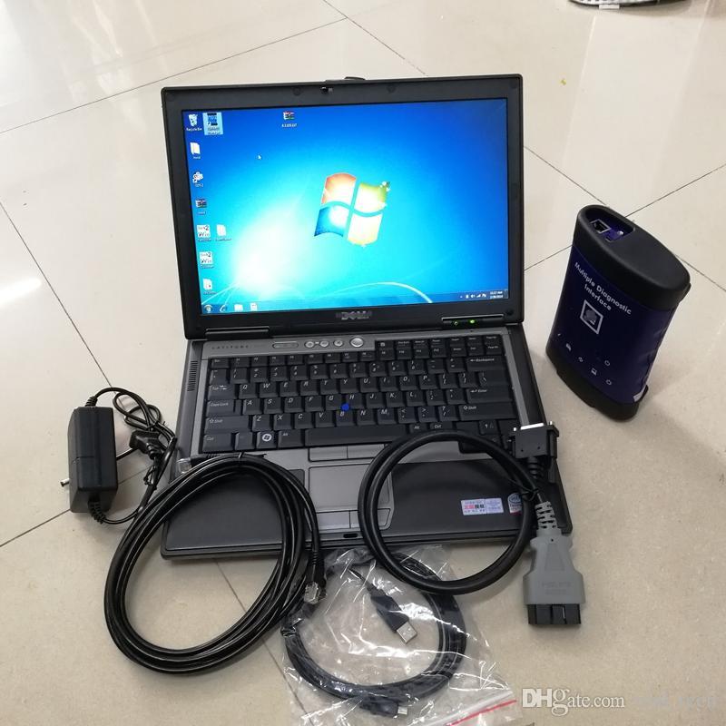 G-M MDI con la herramienta de diagnóstico wifi inalámbrico y suave-ware herramienta de diagnóstico auto múltiple interfaz de diagnóstico OBD2 escáner g-m mdi con D630