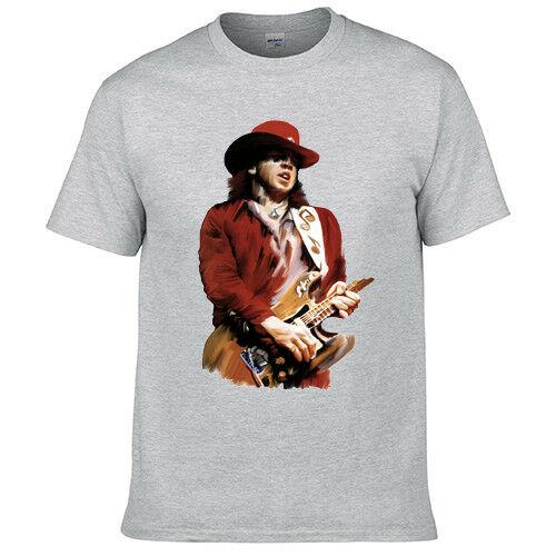 Stevie Ray Vaughan American Classics Adult T-Shirt In Step