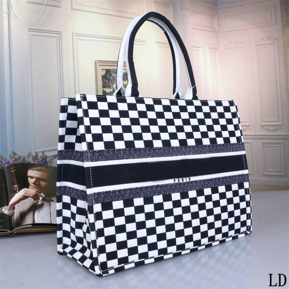 Designer- 2020 New Diamond della spalla di modo del messaggero Frizioni borsa casual Tote Bag di alta qualità