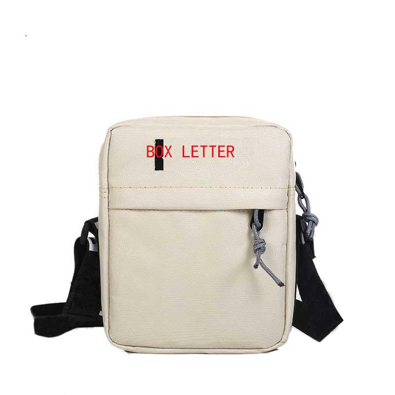 2020 Cross Body Bags With Letter Printed Designer Messenger Bag Men Oxford Shoulder Luxury Cross-Body Bag Zipper For Women