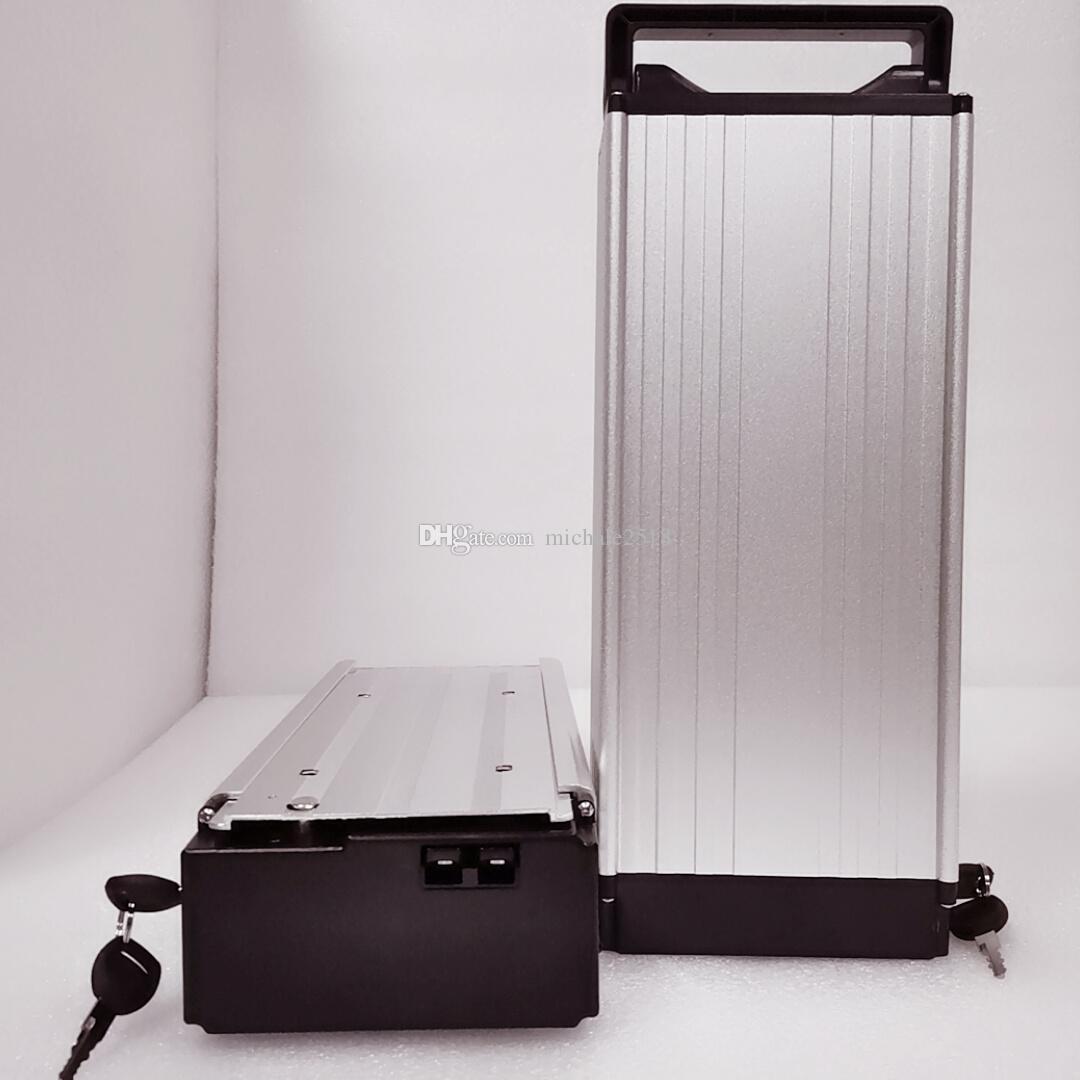 بطارية قابلة للشحن 36V 18AH الدراجة الكهربائية 36V 700W ليثيوم أيون EBike البطارية مع حالة مختومة الشحن 20A BMS 42V 2A شاحن الحرة
