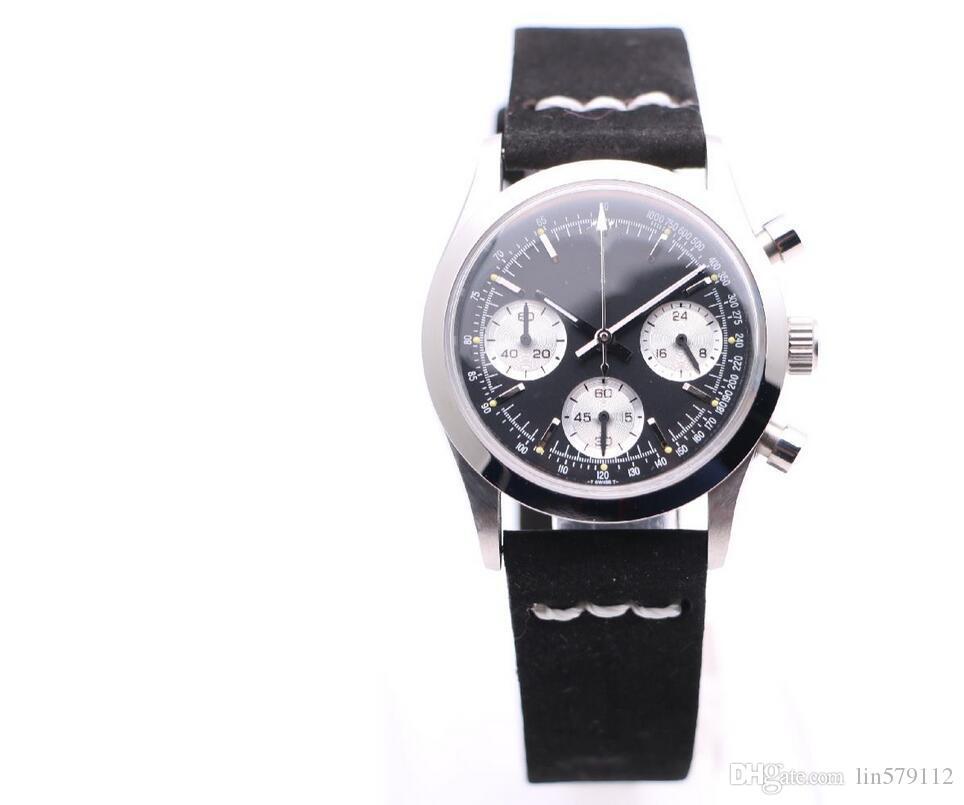 새로운 브랜드 TONA 패션 벨트 럭셔리 스포츠 마스터 II 제네바 로얄 레저 클래식 시계 무료 배송