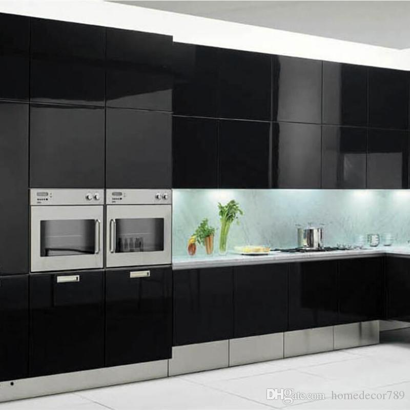 Glossy Pvc Vinyl Contact Paper For Kitchen Cabinets Door Cover Stickers Home Decor Waterproof Removable Self Adhesive Wallpaper High Quality Wallpapers High Quality Wallpapers Free Download From Homedecor789 79 4 Dhgate Com
