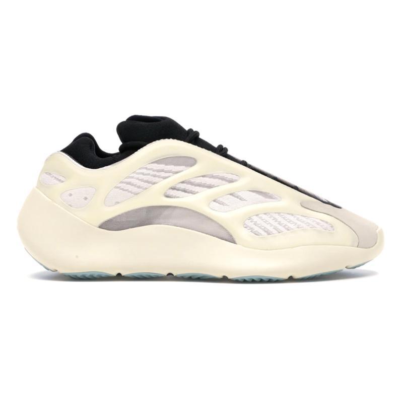 Top qualità Kanye West 700 scarpe da corsa V3 Alvah azael 700 Saluto inerzia Magnet Mauve Vanta Runner Uomo Donna Sport Sneakers trasporto