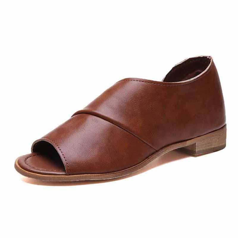 2019 Sandales Femme Wedges Chaussures d'été Escarpins Escarpin Sandales 2019 Chaussures Femme Flop flip plate-forme Sandalia Feminina