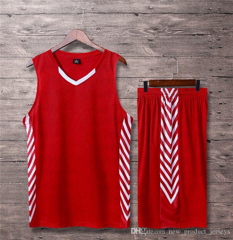 2019 Lastest Мужчина баскетбольного Горячей продажи Открытой одежды Баскетбол одежда 048i высокого качество