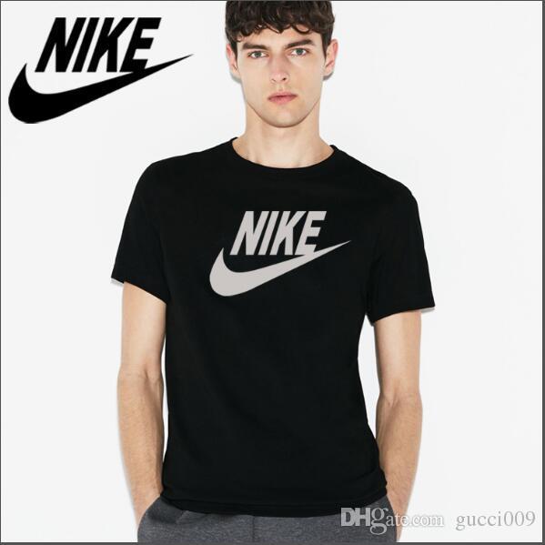 8b65f645b9 2019 New Fashion Design NIKE Men T Shirt Top Quality Cotton Mens Summer  Short T Shirt Hot Humorous Tee Shirts Design And Order T Shirts From  Gucci009, ...