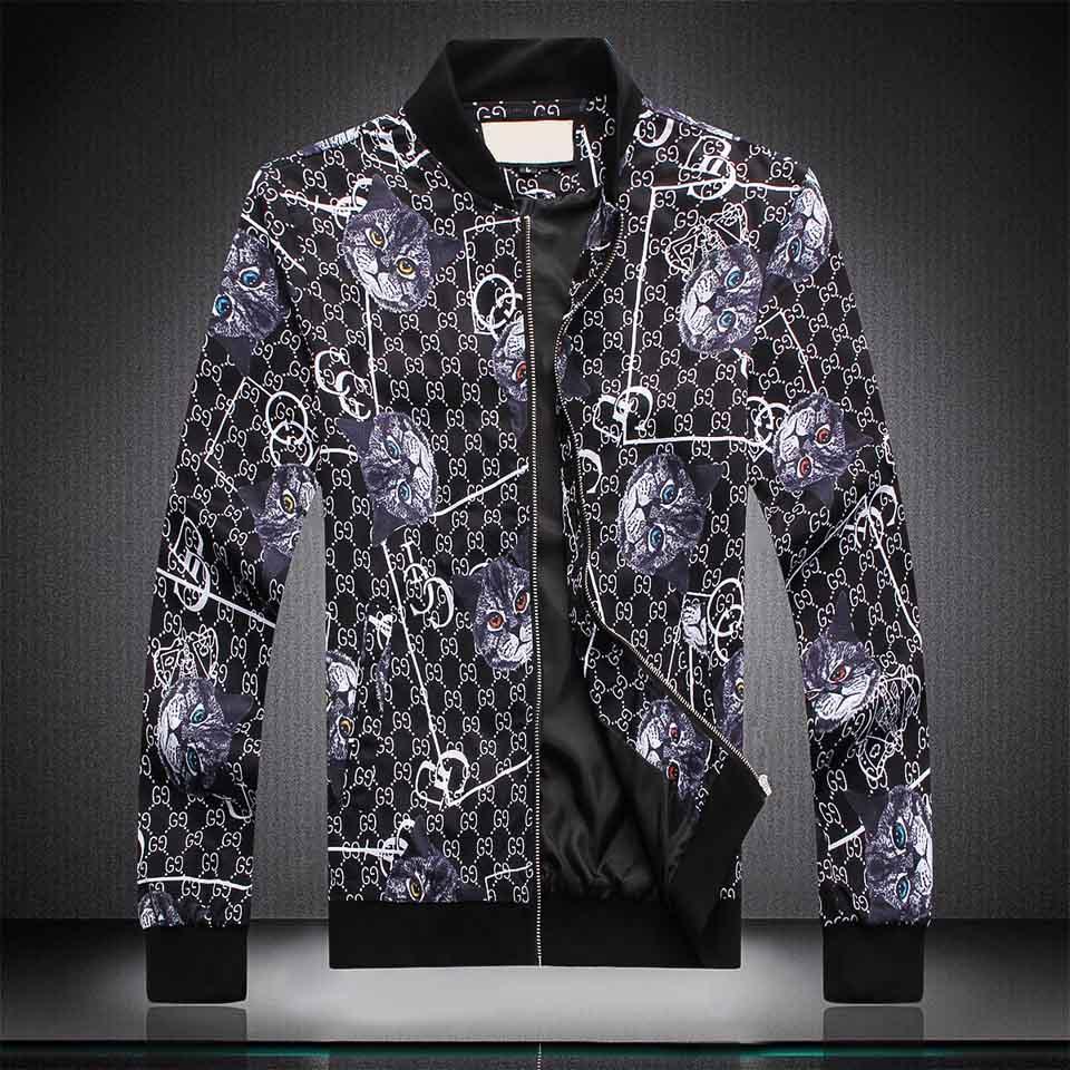 Новый стиль Мужчины зимы куртки Роскошные пальто Мужчины Женщины с длинными рукавами Открытый одежда Мужская одежда Женская одежда медузы вскользь куртка M-3XL